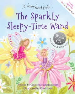 The Sparkly Sleepy-Time Wand